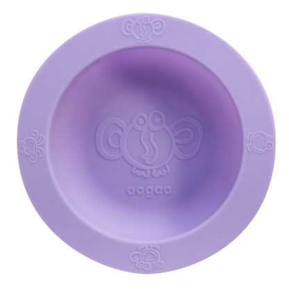 Reillyrooz - Oogaa - Single bowl purple